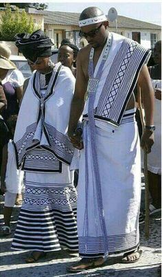 Best Traditional Wedding Dresses Xhosa In South Africa 2019 – T African Wedding Attire, African Attire, African Wear, African Women, African Dress, African Fashion, African Traditional Wedding Dress, Traditional Outfits, Xhosa Attire