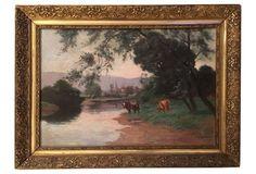 Antique English Landscape