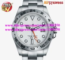 d21a7735a202d ROLEX TOP HIGH QUALITY Men s Watch Explorer II 216570 Wristwatches Fashion  Great AAA+ Quality Best Selling