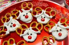 Festive Tortilla Snowflake Recipe | Sweet Winter Treat