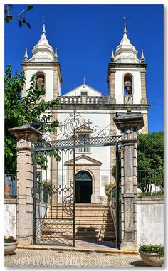 Figueira da Foz, Igreja de S. Julião | Flickr - Photo Sharing!