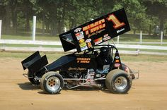 """I have been wanting to start a Sprintcar and Midget picture thread for awhile, especially after seeing the """"Drag cars. Sprint Car Racing, Vintage Race Car, Drag Cars, Dirt Track, Hot Cars, Car Pictures, Antique Cars, Classic Cars, Formula 1"""
