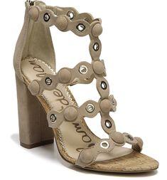 de42272a2b3e Main Image - Sam Edelman Yuli Grommet Sandal (Women) Caged Sandals