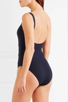 Eres - Les Essentiels Asia Swimsuit - Midnight blue - FR42