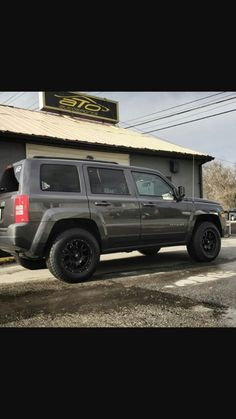 Jeep Patriot Jeep Mods, Jeep Patriot, Jeepers Creepers, Sprinter Van, Jeep Life, Jeeps, Offroad, Men's Style, Dream Cars