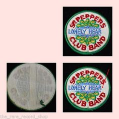 Beatles-Sgt-Peppers-Lonely-Hearts-Club-3-Logo-Embroidered-Patch-Missprint