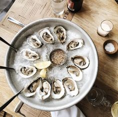 Best Restaurant Instagram Accounts To Follow Colonie Oysters