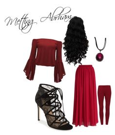 """""""Untitled #211"""" by artemis-moonlight on Polyvore featuring Pour La Victoire and Chicwish"""