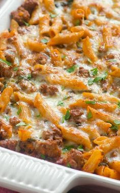 Light Turkey and Kale Pasta Bake. Light Turkey and Kale Pasta Bake - Made healthier this casserole will become a staple in your home kids love it too! Healthy Casserole Recipes, Healthy Recipes, Clean Eating Recipes, Cooking Recipes, Free Recipes, Pastas Recipes, Baked Pasta Recipes, Dinner Recipes, Ground Turkey Pasta