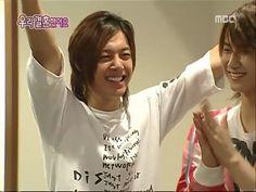 Kim Hyun Joong 김현중 ♡ Heo Young Saeng ♡ SS501 ♡ cute ♡ Kpop ♡