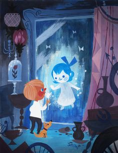 The Girl in The Mirror by Joey Chou