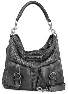 WANT!! Awesome bag by liebeskind