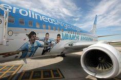 Aerolíneas Argentinas sumará vuelos a Río de Janeiro para la final ... - Los Andes (Argentina)
