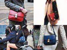 celine box bag - Google Search