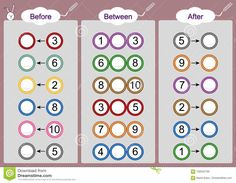 English Worksheets For Kindergarten, Numbers Kindergarten, Free Math Worksheets, Missing Number Worksheets, Alphabet Worksheets, Printable Worksheets, Numbers For Kids, Math For Kids, Kids Writing