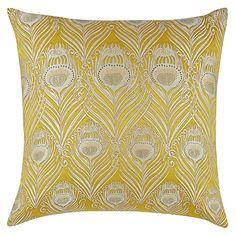 Buy Liberty Fabrics & John Lewis Caesar Jacquard Cushion Online at johnlewis.com