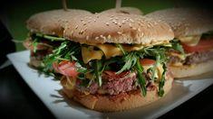 Hamburger Royal Bacon