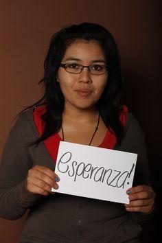 Hope, Diana Hernández, EstudianteUMM, Guadalupe, México