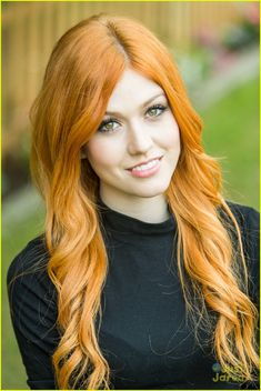 Katherine McNamara Says There Are Easter Eggs All Over 'Shadowhunters': Photo #906801. Katherine McNamara lets her bright red hair shine during her visit to Hallmark Channel's Home & Family earlier in the week in Los Angeles.    The 20-year-old…