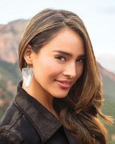 Make the Cut Earrings   Jewelry by Silpada Designs