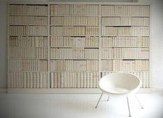 Vellum Faux Books