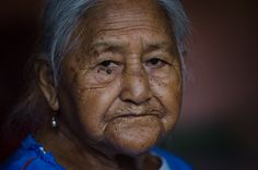 Carmen Amelia Alvarez, 89, was born and raised on San Cristobal, Galapagos Islands. She has been married to her husband, Pedro Pablo, for 72 years and still own her father's farm in the highlands. Carolyn Van Houten/reesenews