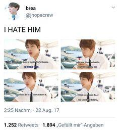 Kim seokjin, everyone