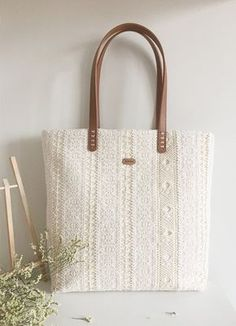 Handmade Shabby Chic Cotton Wedding Bag Lace Bag Lace Tote Cotton Candy Ideas for Parties and Events My Bags, Purses And Bags, Coin Purses, Lace Bag, Leather Rivets, Leather Jewelry, Leather Bags, Custom Bags, Shabby Chic Homes
