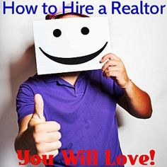 You Should Ask These Questions When Hiring a #Realestate Agent to Ensure You Make a Wise Choice: http://www.huliq.com/13940/you-should-ask-these-questions-when-hiring-realtor
