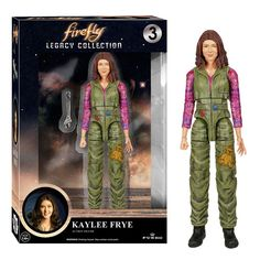 Firefly Kaylee Frye Legacy Collection Action Figure - Funko - Firefly/Serenity - Action Figures at Entertainment Earth