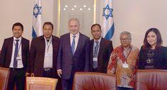 Temui Media dari Indonesia, PM Israel Putarkan Film