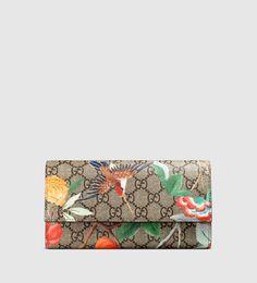 Gucci - Gucci Tian continental wallet. Portafoglio ... f46d756c8dc2