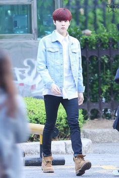 160429 UP10TION Music Bank CommuteWooshinCr:  우신별  Do not edit
