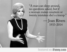 A Man Can Sleep Around