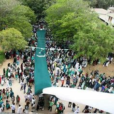 Azadi at bahria school