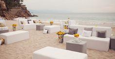 como decorar una boda en la playa