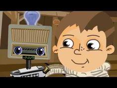 """Bajka edukacyjna """"Mój przyjaciel Necio"""" - YouTube"""