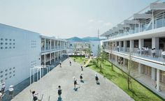 Uto Elementary School  by CAt