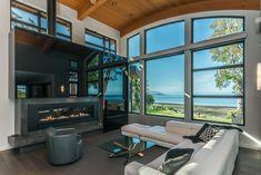 Energy Efficient Luxury Ocean View Home On Vancouver Island | iDesignArch | Interior Design, Architecture & Interior Decorating eMagazine