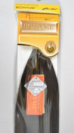 Bohyme hair body wave color 2 brand new in package bohyme bohyme hair silky straight 18 color 1b free shipping brand new pmusecretfo Gallery