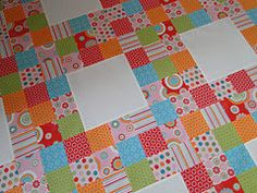 Jane's Fabrics and Quilts: The Good Old Nine Patch