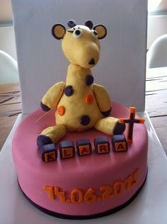 Tauftorte / Christening cake