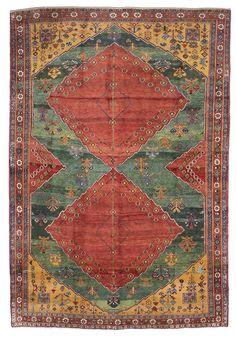 10'3 x 14'2 Persian Vintage Tribal Large