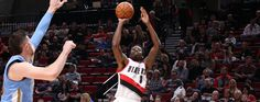 Blazers Finish Off Home Preseason Schedule With Loss To Nuggets