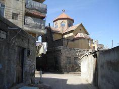 St Kevork Church  Armenian community. Aleppo, Syria.