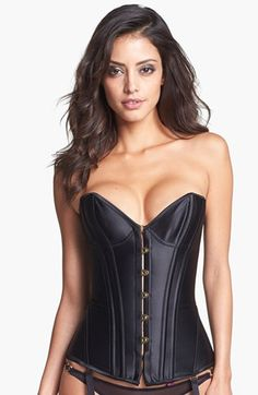 L'Agent by Agent Provocateur 'Penelope' Corset available at #Nordstrom