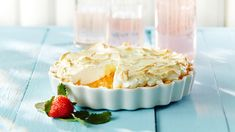 Just Eat It, Rhubarb Recipes, Deli, Food And Drink, Pie, Pudding, Baking, Desserts, Pastries