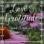 Start a Good Things Jar for 2015 ~ Gratitude & Love in a Jar ~ Free, Printable Labels
