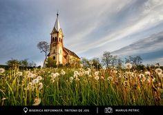 [RO] La Tritenii de Jos, în Cluj, credința a atins pământul și a eliberat frumusețea naturii sale.  [EN] At Tritetnii de Jos, in Cluj, we believe faith touched the grass and released its beauty.