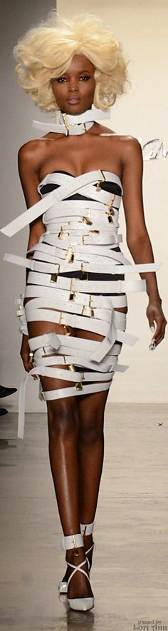 The Blonds Fall 2013 RTW